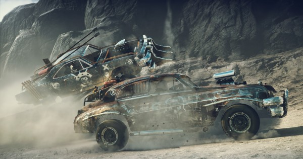 mad max car combat